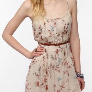 Urban Outfitters Thistlepearl Floral Dress